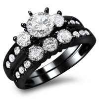 Tips On How To Shop For The Best Black Gold Rings | Black ...