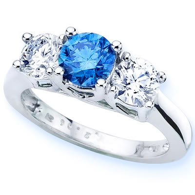 Rare Blue Diamonds