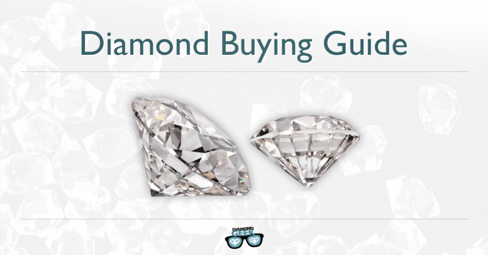 Complete Diamond Buying Guide For Engagement Rings And Jewelry