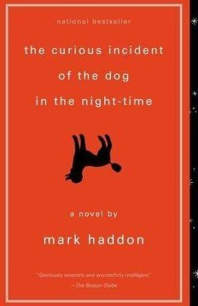 My review of The Curious Incident of the Dog in the Night-Time by Mark Haddon