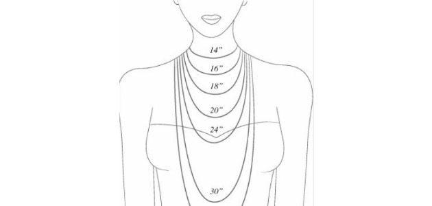 Guide to jewelry sizes: my jewelry sizing cheat sheet.