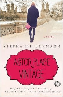 My review of Astor Place Vintage by Stephanie Lehmann