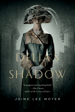 Delia's Shadow by Jaime Lee Moyer. Via Diamonds in the Library.