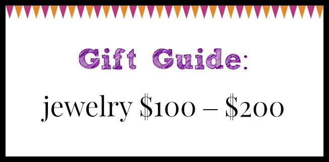 2014 Gift Guide Jewelry 100 200 Diamonds In The