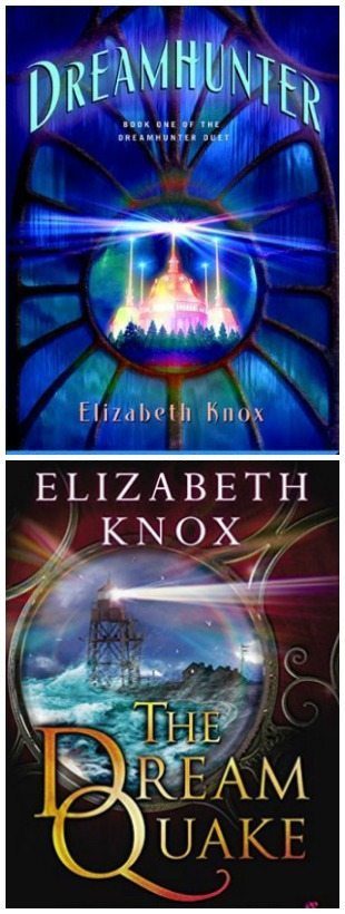 My review of Dreamhunter and Dreamquake; the two fabulous fantasy novels of The Dreamhunter Duet by Elizabeth Knox