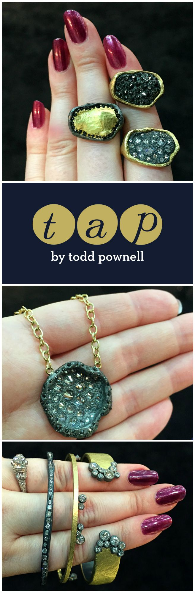 The bold, beautiful jewelry of TAP by Todd Pownell