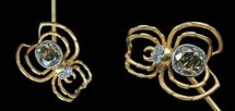 A Halloween roundup spider jewelry