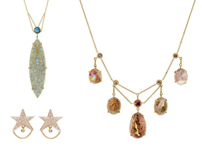Beautiful jewelry by Unhada