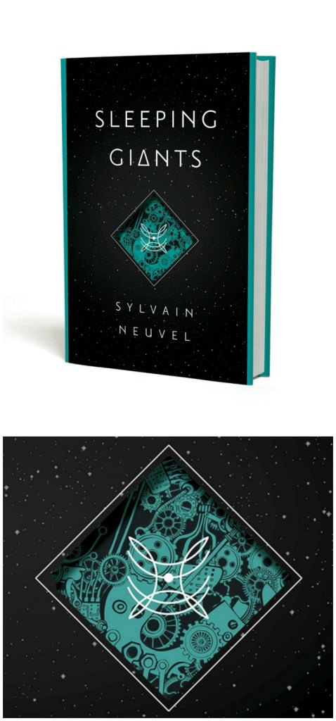 My review of Sylvain Neuvel's Sleeping Giants - a SciFi thriller so good that even this reviewer, who usually hates SciFi, loved it.
