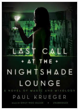 My review of Last Call at the Nightshade Lounge - a fresh, original urban fantasy novel following the adventures of a group of magic-wielding, monster-fighting bartenders in Chicago.