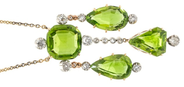 Lots to love in Leslie Hindman's April jewelry sale!