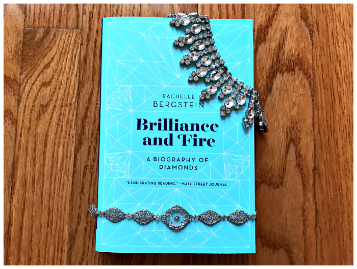 Win a free copy of Brilliance and Fire, Rachelle Bergstein's fabulous new book all about diamonds!