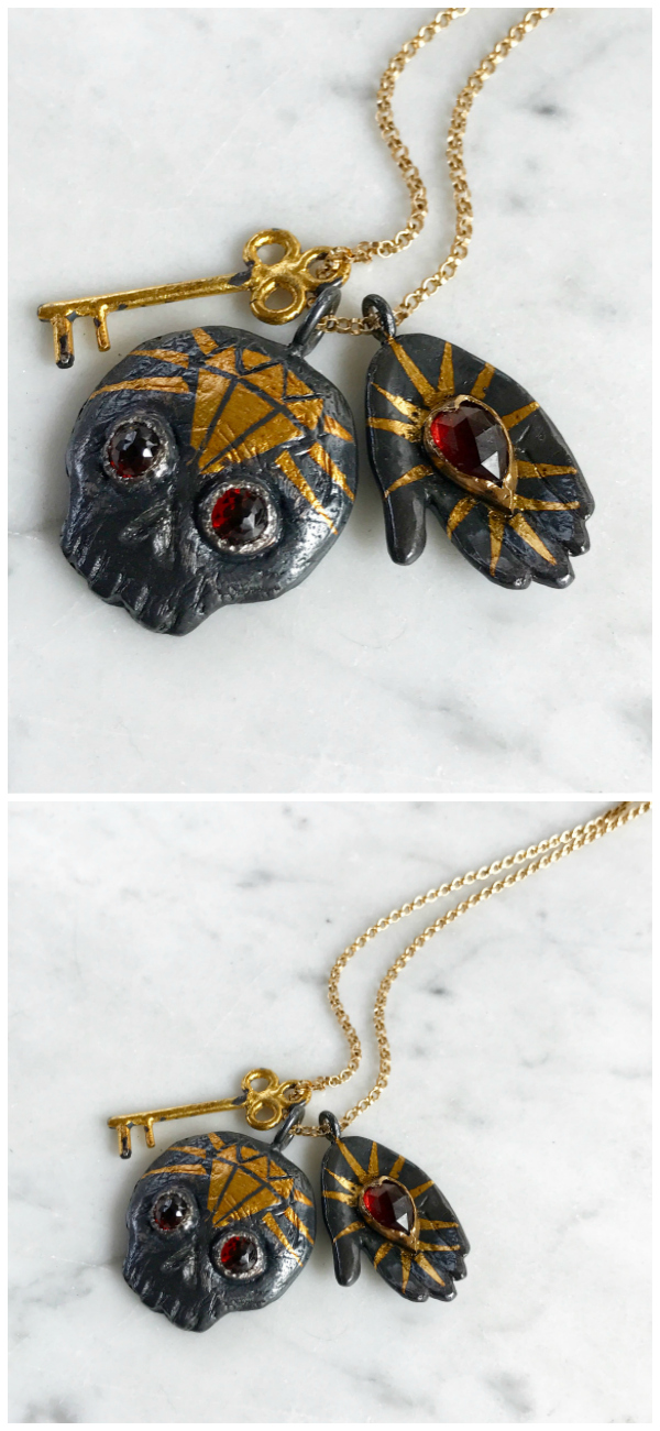 Beautiful charms and pendants by Acanthus!
