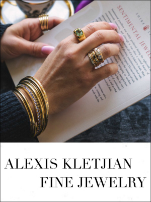 Visit our partner, Alexis Kletjian jewelry!