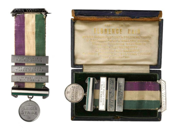 Jewels for votes for women; let's talk suffragette jewelry.