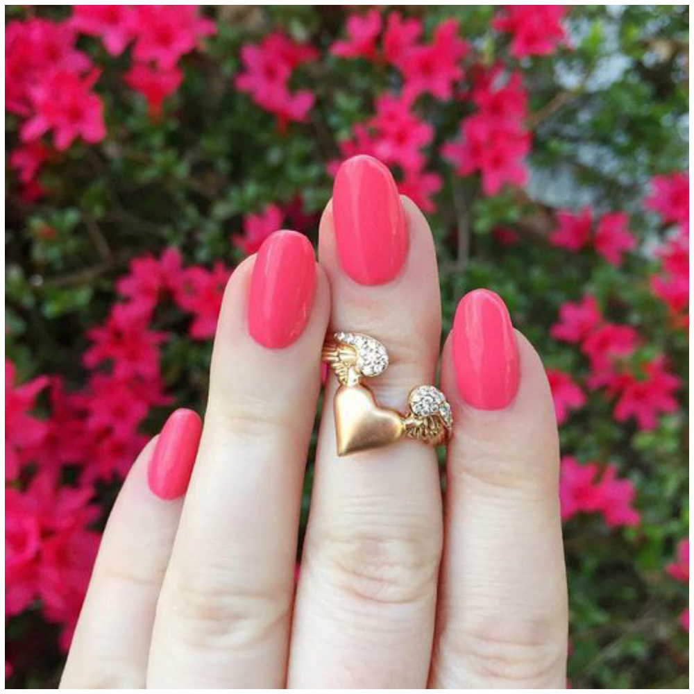 The lovely rose gold winged heart ring by Anthony Lent. With diamond accents..