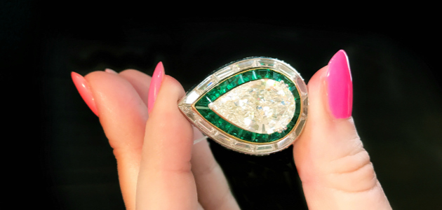 The Extraordinary Italian Jewelry headed to Las Vegas!