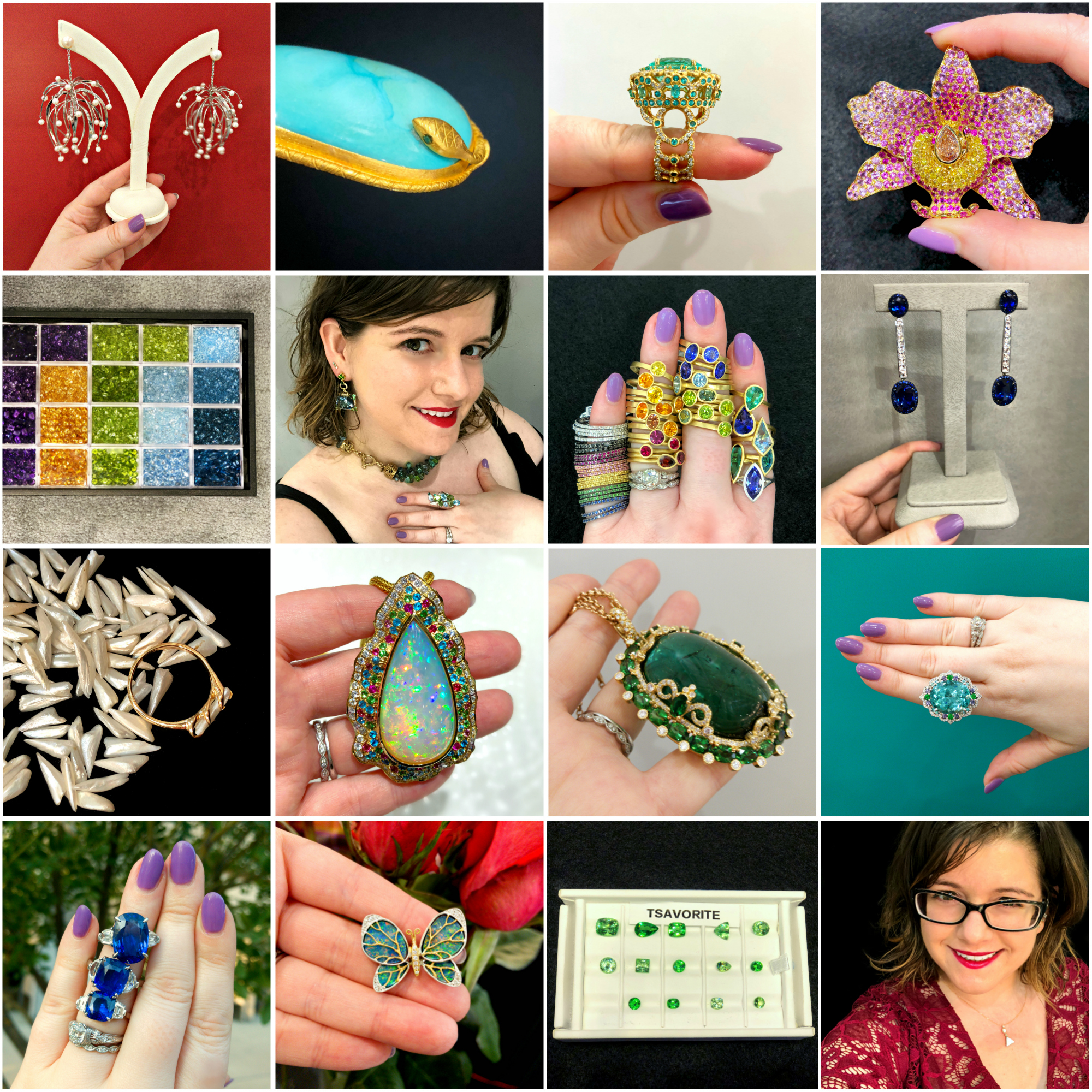 A great summary of why I'm so excited to be heading back to Tucson for the 2019 AGTA GemFair!!