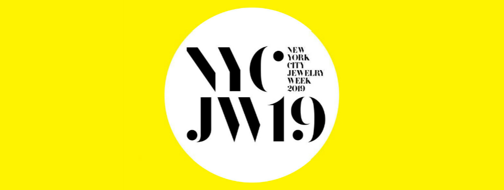 It's almost New York Jewelry Week! #NYCJW19