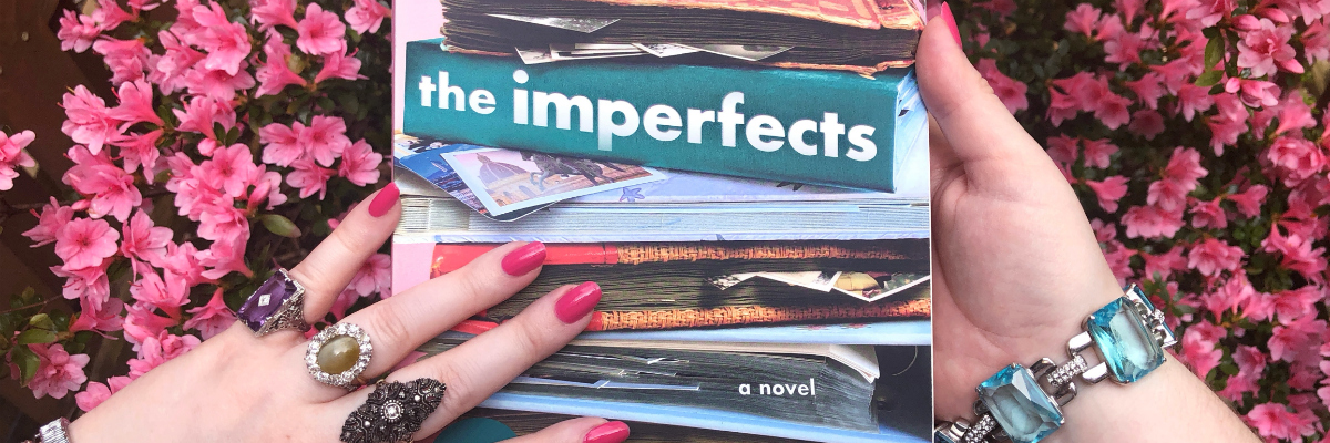 The Imperfects by Amy Meyerson: book giveaway!