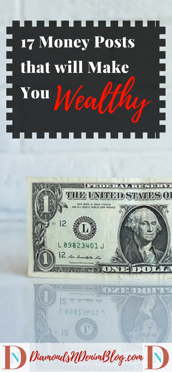Money Posts that will Make You Wealthy