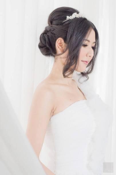 Diamond Wedding - Bridal Makeup Artist - Natalie