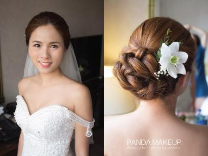 Diamond Wedding - Bridal Make up Artist - Panda