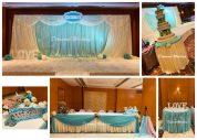 wedding decoration -tiffany blue1