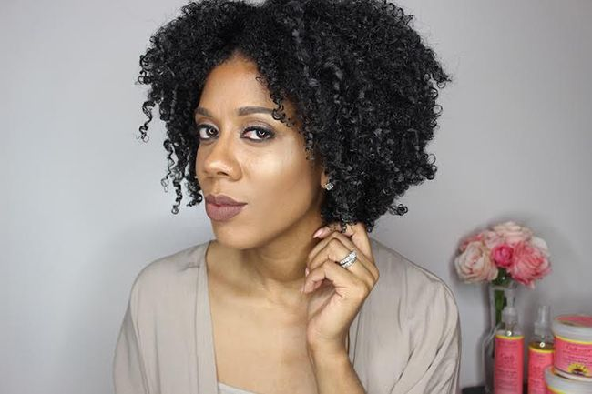 For Everyone Who Thinks They Can T Wear A Wash N Go