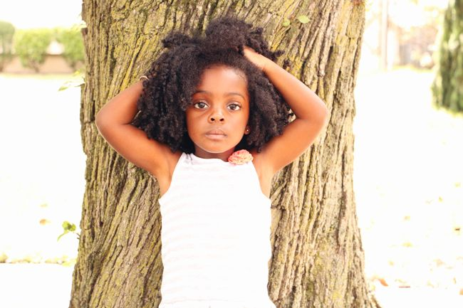 35 Cute Hairstyles For Toddlers With Natural Hair