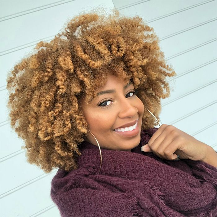 The Hottest Colors Of 2018 For Natural Hair Naturallycurly Com