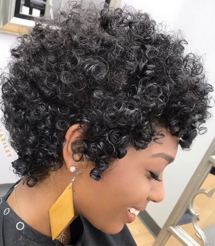 8 Short Natural Haircuts Everyone Is Asking For Naturallycurly Com