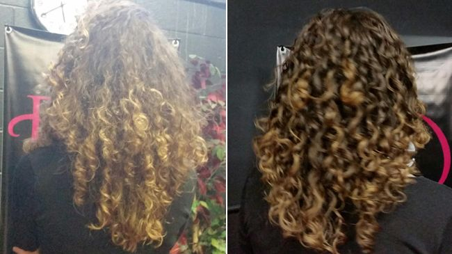 Deva Cut Is NOT The Only Haircut For Curly Hair Try RI CI