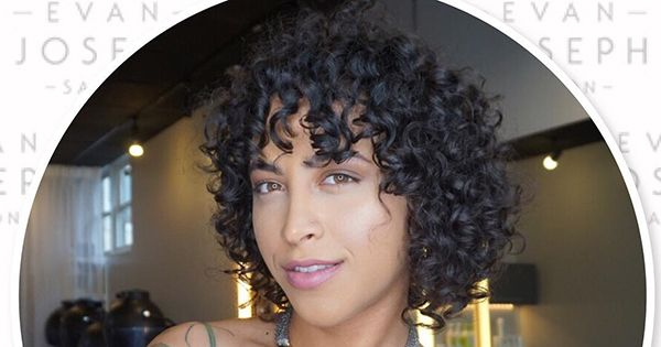Can You Pull Off Short Type 3 Hair Naturallycurly Com