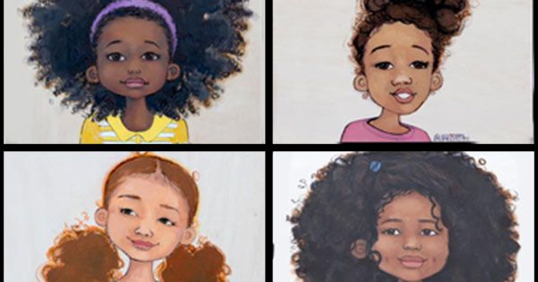 Keturah Ariel Bobo Art By Ariel Curly Illustrator To