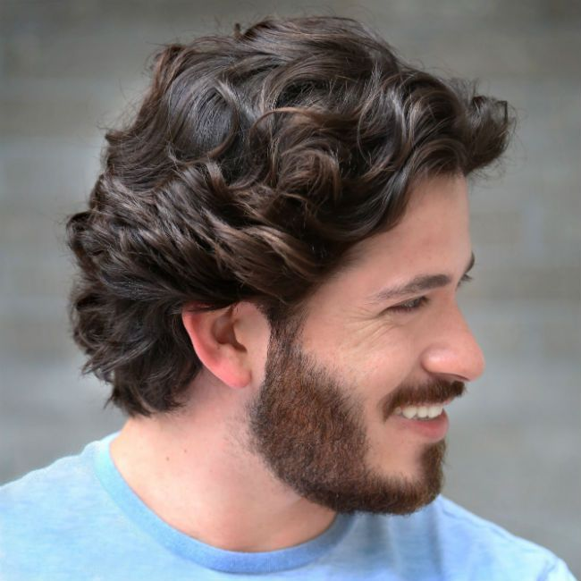 2 Ways To Style Men S Curly Hair That You Haven T Heard Of Yet
