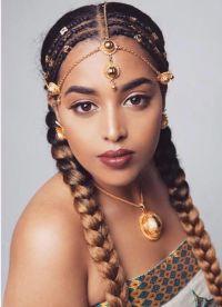 ethiopian hairstyle braids - HairStyles
