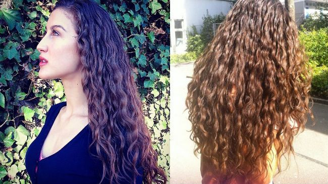 How To Straighten Your Hair Without A Flat Iron Naturallycurly Com
