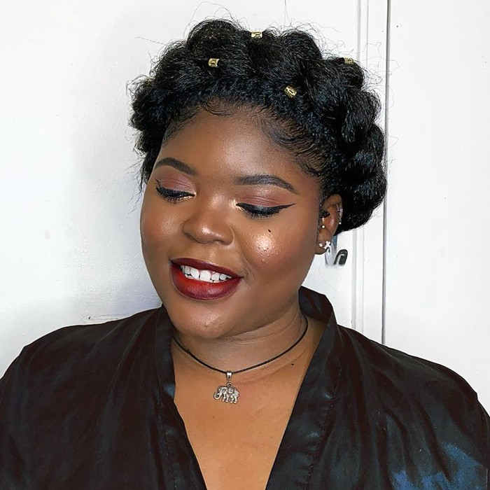 8 Protective Styles For Women With Short Natural Hair