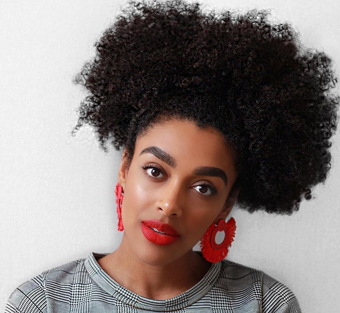 6 Natural Hair Puff Styles For 2018 Naturallycurly Com