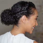 easy hairstyles fine curly