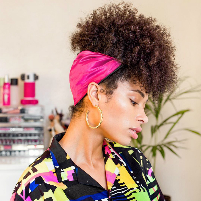 21 Natural Hairstyles For Curly Hair Naturallycurly Com