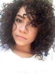 natural 3b 3c curly hair