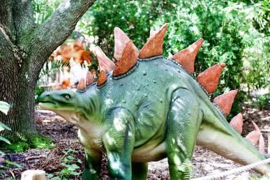 Houston Zoo - Dinosaur
