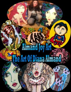 Almand Joy Art Page