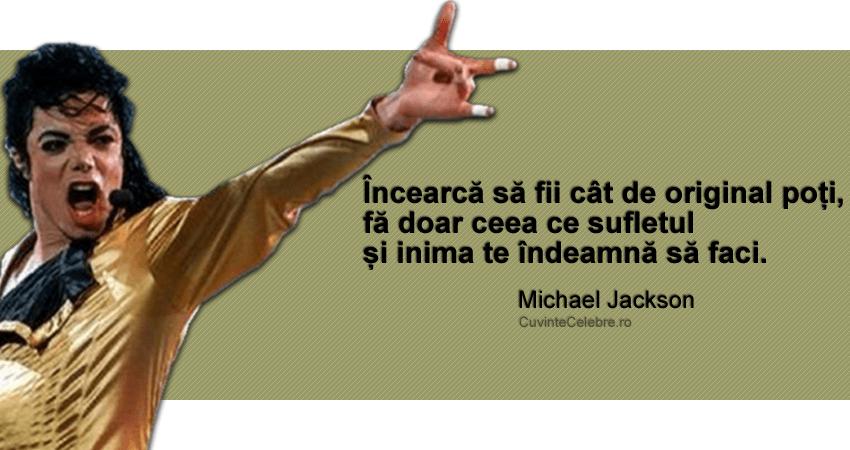 Michael Jackson - un talent neegalat!