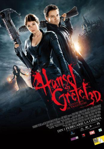 Un film ce merita vizionat - Hansel si Gretel
