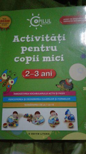 Cum să ținem copiii ocupați cu diferite activități?
