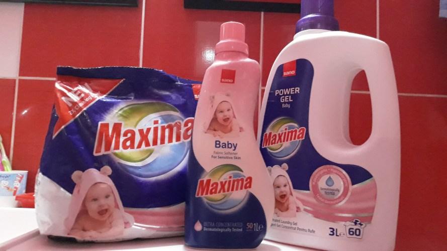 Protecție maximă pentru pielea sensibilă a bebelușului!