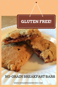 GLUTEN FREE BREAKFAST COOKIES PINTEREST